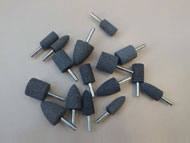 Brown Fused Alumina Mounted Point (A or Brown Aluminum Oxide)